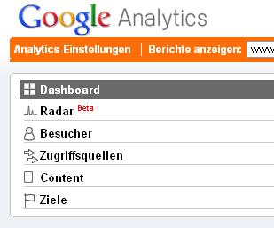 Google Analystics Alternativen